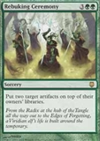 Magic the Gathering Darksteel Singles 4x Rebuking Ceremony - NEAR MINT (NM)