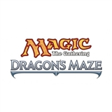 Magic the Gathering Dragon's Maze A Complete Set - Chinese