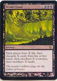 Magic the Gathering Darksteel Single Death Cloud Foil