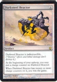 Magic the Gathering Darksteel Single Darksteel Reactor Foil