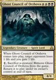 Magic the Gathering Guildpact Single Ghost Council of Orzhova - NEAR MINT (NM)