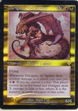 Magic the Gathering Invasion Single Darigaaz, the Igniter Foil