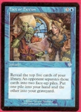 Magic the Gathering Invasion Single Fact or Fiction UNPLAYED (NM/MT)