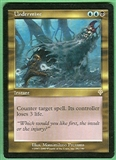 Magic the Gathering Invasion Single Undermine LIGHT PLAY (NM)