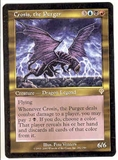 Magic the Gathering Invasion Single Crosis, the Purger - SLIGHT PLAY (SP)