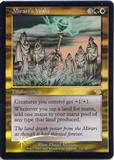 Magic the Gathering Judgment Single Mirari's Wake Foil