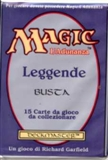 Magic the Gathering Legends Italian Booster Pack