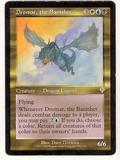 Magic the Gathering Invasion Single Dromar, the Banisher - SLIGHT PLAY (SP)