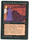 Magic the Gathering Legends Single Underworld Dreams Italian UNPLAYED (NM/MT)