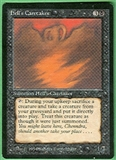 Magic the Gathering Legends Single Hell's Caretaker - NEAR MINT (NM)
