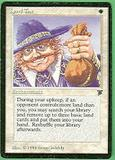 Magic the Gathering Legends Single Land Tax - MODERATE PLAY (MP)