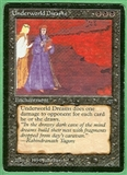 Magic the Gathering Legends Single Underworld Dreams - MODERATE PLAY (MP)