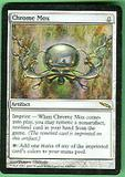 Magic the Gathering Mirrodin Single Chrome Mox - SLIGHT PLAY (SP)