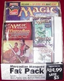 Magic the Gathering Mercadian Masques Fat Pack