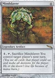Magic the Gathering Mirrodin Single Mindslaver - NEAR MINT (NM)