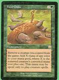Magic the Gathering Mercadian Masques Single Food Chain - SLIGHT PLAY (SP)