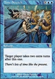 Magic the Gathering Odyssey Single Time Stretch - NEAR MINT (NM)