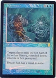 Magic the Gathering Odyssey Single Traumatize Foil