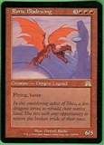 Magic the Gathering Onslaught Single Rorix Bladewing UNPLAYED (NM/MT)