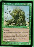 Magic the Gathering Onslaught Single Silvos, Rogue Elemental Foil