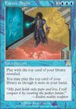 Magic the Gathering Onslaught Single Future Sight UNPLAYED (NM/MT)