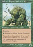 Magic the Gathering Onslaught Single Silvos, Rogue Elemental UNPLAYED (NM/MT)