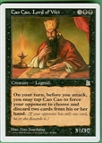 Magic the Gathering Portal 3: 3 Kingdoms Single Cao Cao, Lord of Wei - NEAR MINT (NM)