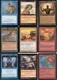 Magic the Gathering Portal 1: A Complete Set - SLIGHT PLAY (SP)
