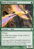 Magic the Gathering Ravnica Single Birds of Paradise UNPLAYED (NM/MT)