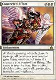 Magic the Gathering Ravnica Single Concerted Effort - NEAR MINT (NM)