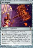 Magic the Gathering Ravnica Single Sunforger - NEAR MINT (NM)