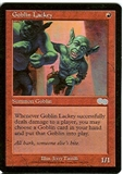 Magic the Gathering Urza's Saga Single Goblin Lackey UNPLAYED (NM/MT)