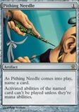 Magic the Gathering Saviors of Kami Single Pithing Needle - NEAR MINT (NM)
