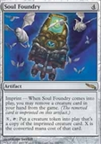 Magic the Gathering Mirrodin Single Soul Foundry UNPLAYED (NM/MT)