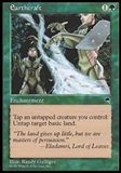 Magic the Gathering Tempest Single Earthcraft UNPLAYED (NM/MT)