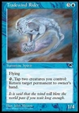 Magic the Gathering Tempest Single Tradewind Rider UNPLAYED (NM/MT)