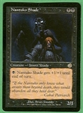 Magic the Gathering Torment Single Nantuko Shade - SLIGHT PLAY (SP)