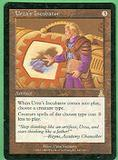 Magic the Gathering Urza's Destiny Single Urza's Incubator - SLIGHT PLAY (SP)