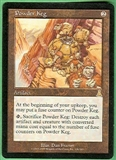 Magic the Gathering Urza's Destiny Single Powder Keg LIGHT PLAY (NM)