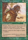 Magic the Gathering Urza's Legacy Single Multani, Maro-Sorcerer LIGHT PLAY (NM)