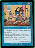 Magic the Gathering Urza's Legacy Single Tinker - NEAR MINT (NM)