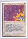 Magic the Gathering Unlimited Single Blaze of Glory UNPLAYED (NM/MT)