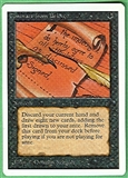 Magic the Gathering Unlimited Single Contract from Below - NEAR MINT (NM)