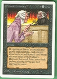 Magic the Gathering Unlimited Single Demonic Attorney UNPLAYED (NM/MT)
