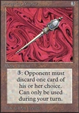 Magic the Gathering Unlimited Single Disrupting Scepter UNPLAYED (NM/MT)