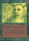 Magic the Gathering Unlimited Single Gaea's Liege - NEAR MINT (NM)