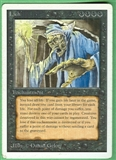 Magic the Gathering Unlimited Single Lich MODERATE PLAY (VG/EX)