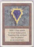 Magic the Gathering Unlimited Single Mox Sapphire HEAVY PLAY