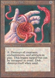 Magic the Gathering Unlimited Single Nevinyrral's Disk UNPLAYED (NM/MT)