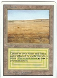Magic the Gathering Unlimited Single Savannah - NEAR MINT (NM)